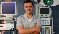 Новиков Владимир - операция артроскопия